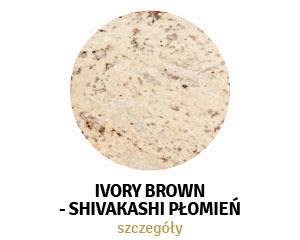 Ivory Brown – Shivakashi Płomień